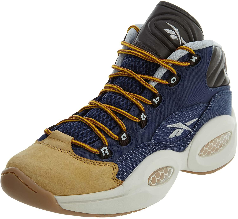 Reebok Boys' Grade School Question Mid Basketball Shoes