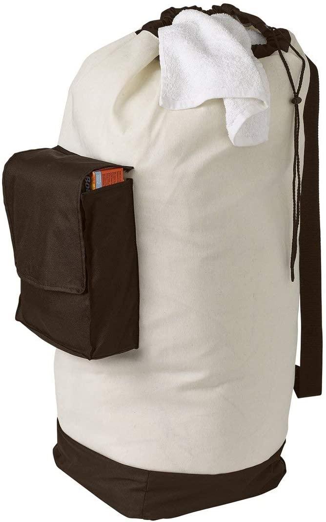 neatfreak Canvas Laundry Duffle Bag