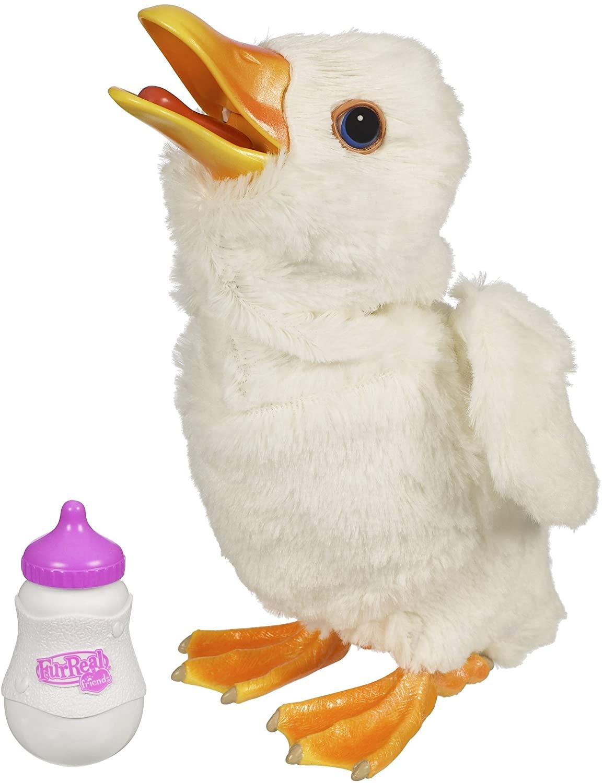 Furreal Friends Newborn White Duckling