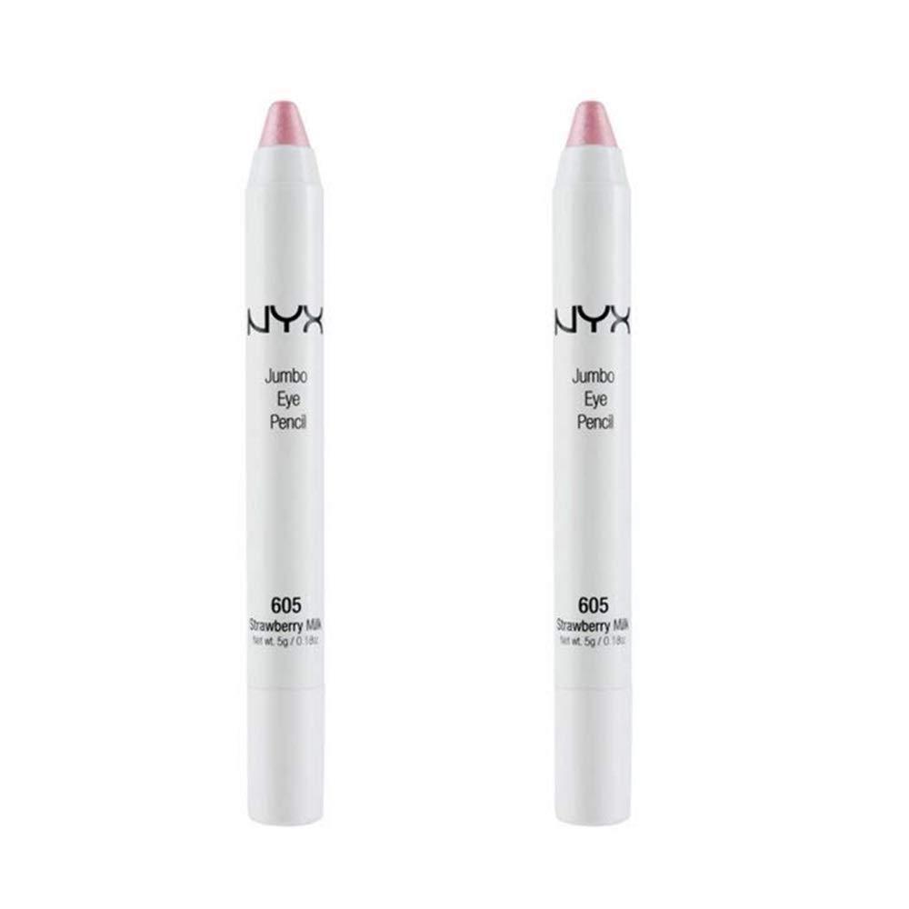 Pack of 2 NYX Jumbo Eye Pencil, Strawberry Milk JEP605