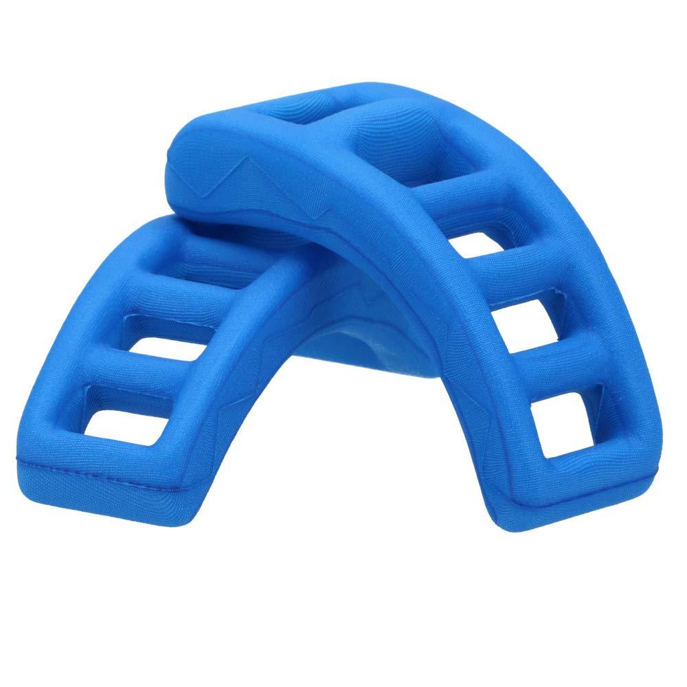 Toe Separator - Dr. Elle Foot Yubi Motoki Soft (Small, Blue)