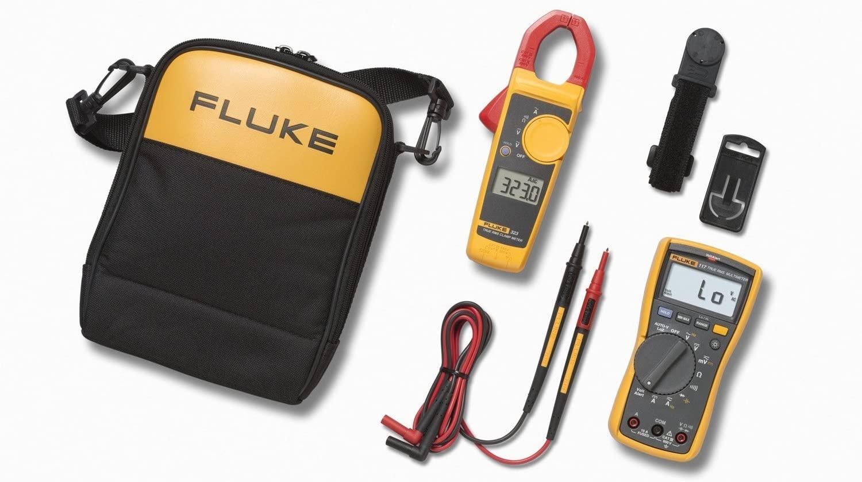 Fluke 117/323 KIT Multimeter and Clamp Meter Combo Kit