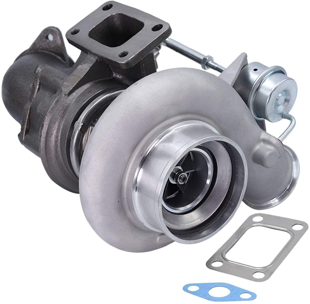 Bapmic 3592836 Turbo Charger Turbocharger HY35W for 2000-2002 Dodge RAM 2500 3500 6BTA 215HP 5.9L Diesel