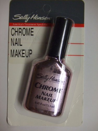 Sally Hansen Chrome Nail Polish - Pink Pearl Chrome # 20