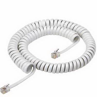 Audiovox TP280WN Phone Handset Cords - Quantity 6