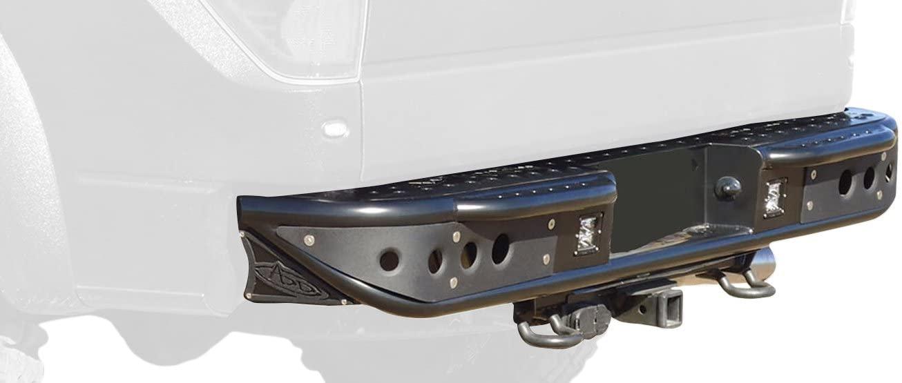 Addictive Desert Designs R012251280103 Venom Rear Bumper for Ford F150