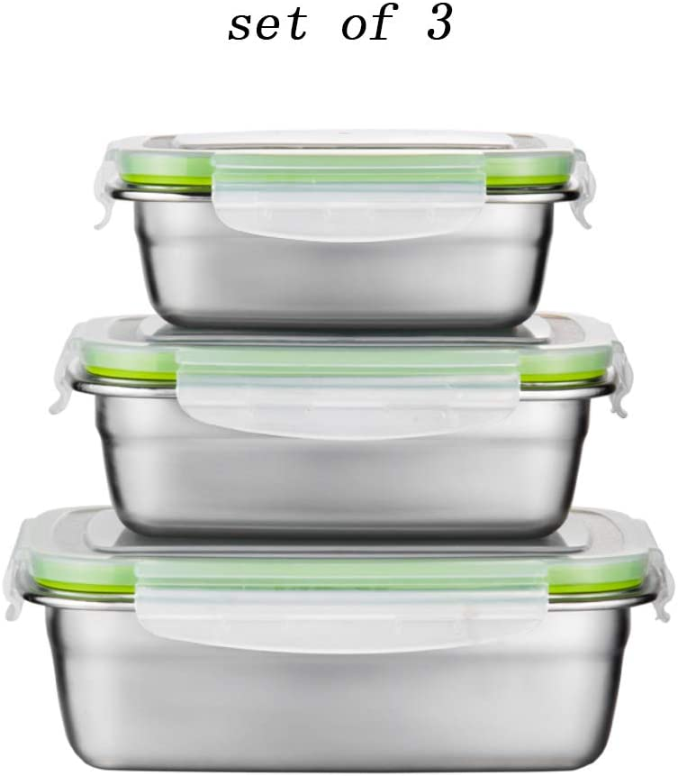 Stainless steel Lunch container Lunch box Bento box,Lunch Bento box with Lunch bag,For school Work But Travel Office-D