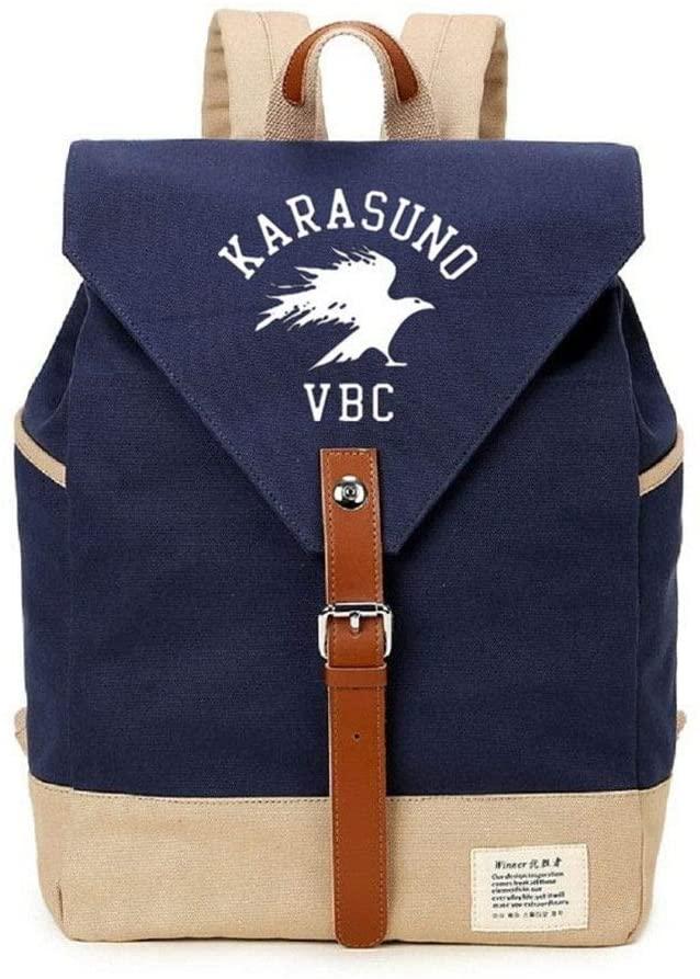 Siawasey Japanese Anime Cosplay Luminous Backpack Daypack Bookbag Shoulder Bag School Bag