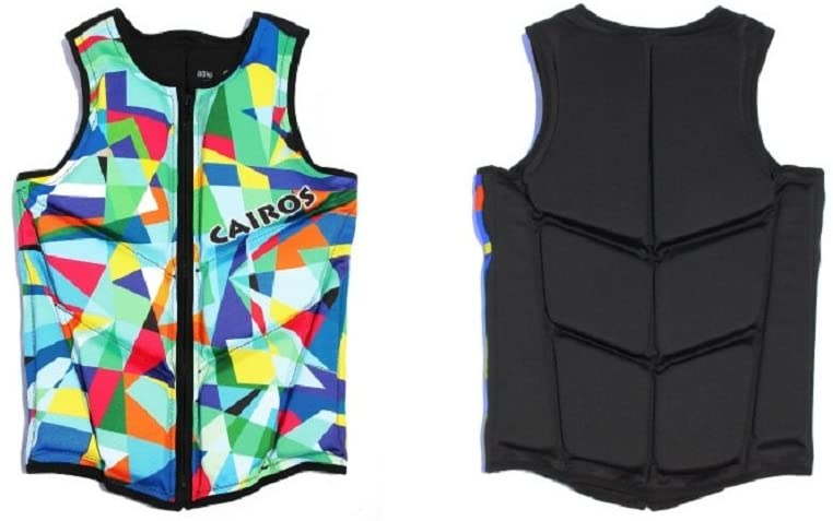 Cairos Adult Life Jacket Vest Geometry