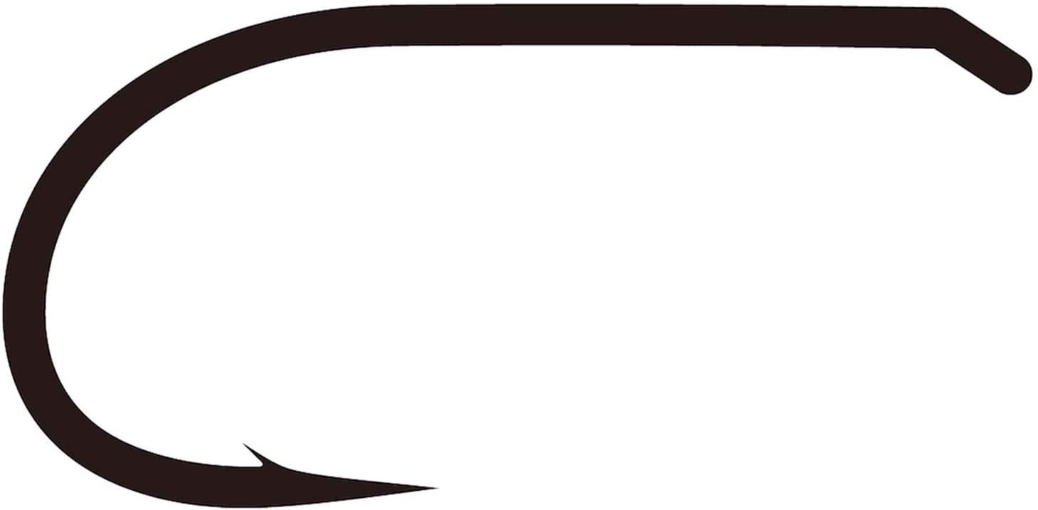Umpqua Tiemco TMC 112TR Fly Tying Hook 17 100 Pack