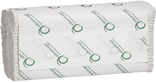 Rj Schinner Co S1010 Bleached C-Fold Towel