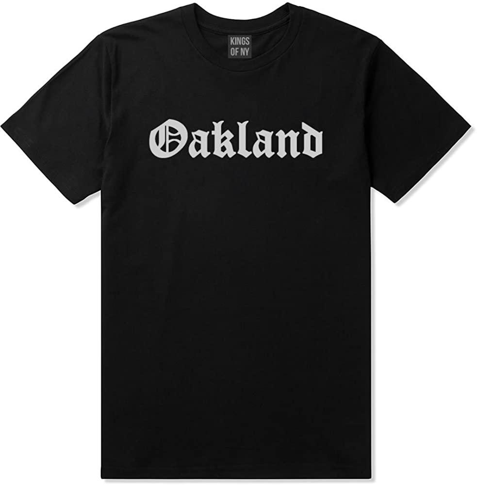 Kings Of NY Oakland City California Cali CA T-Shirt