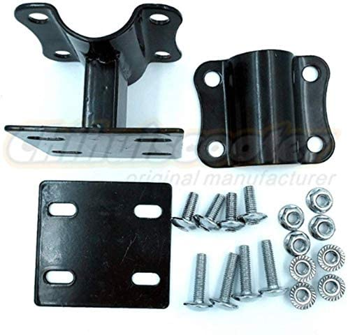 scooter Metal Front Basket Mounting Brackets/Customized Fixed Brackets for Front Basket Spare Parts&Accessories