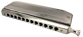 12-Hole Chromatic Harmonica