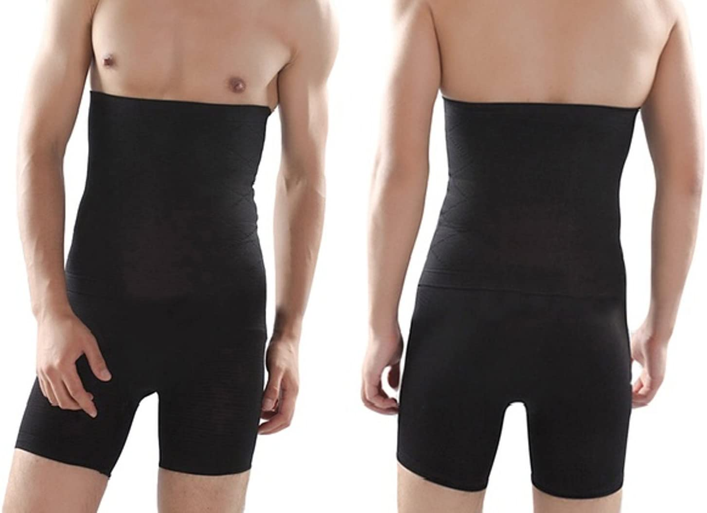 Insta Fit Waist Compression Undershorts (Black)