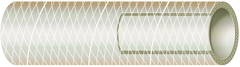 Sierra International Heavy Duty Polyester Reinforced PVC Tubing 5/8 x 50 Boating Hardware & Maintenance Supplies