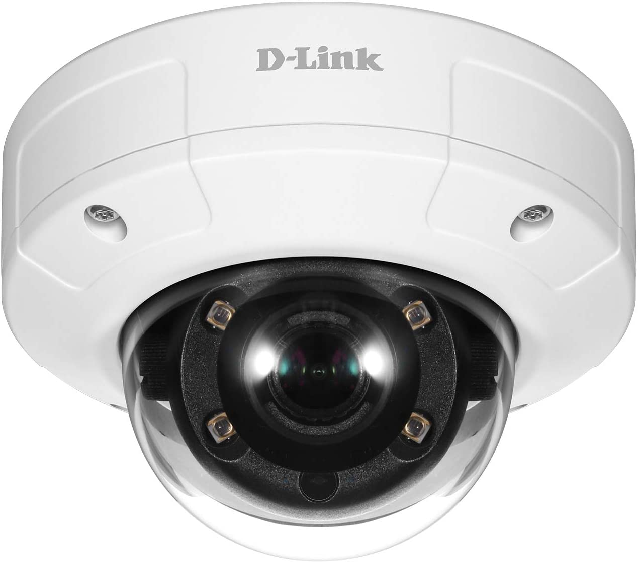 D-Link Security Outdoor Camera, Vigilance 2 Full HD, Motion Detection & Night Vision, Fast Ethernet Port PoE Local and Cloud Recording (DCS-4602EV-VB1)