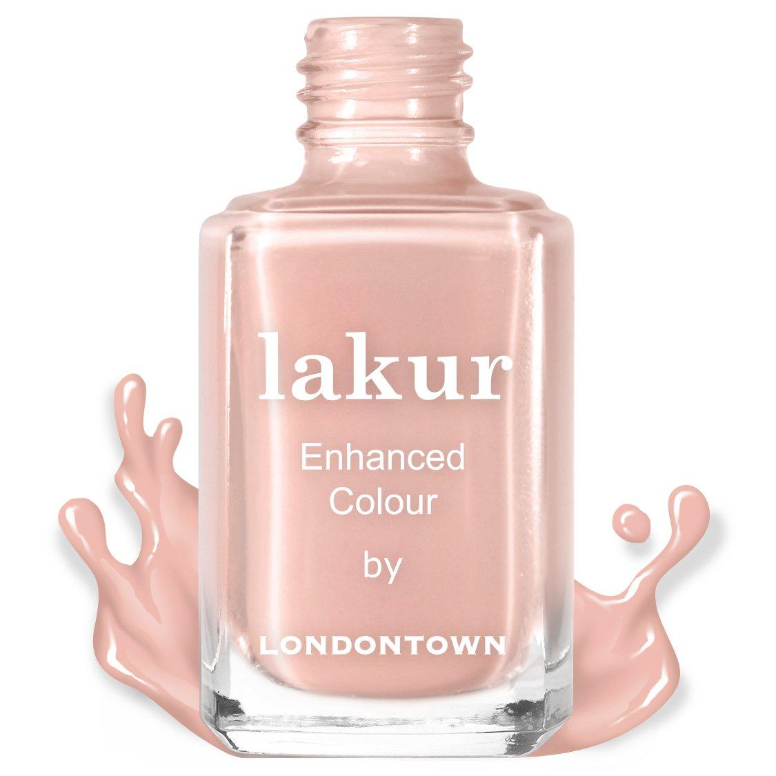 LONDONTOWN Lakur Enhanced Color, Peach Pop, 0.4 oz.
