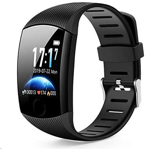 Smart Watch,Bluetooth Smartwatch Fitness Tracker Watch with Pedometer Heart Rate Monitor Sleep Tracker,Waterproof Smart Watch Compatible iPhone iOS Samsung LG Android Women Men Kids