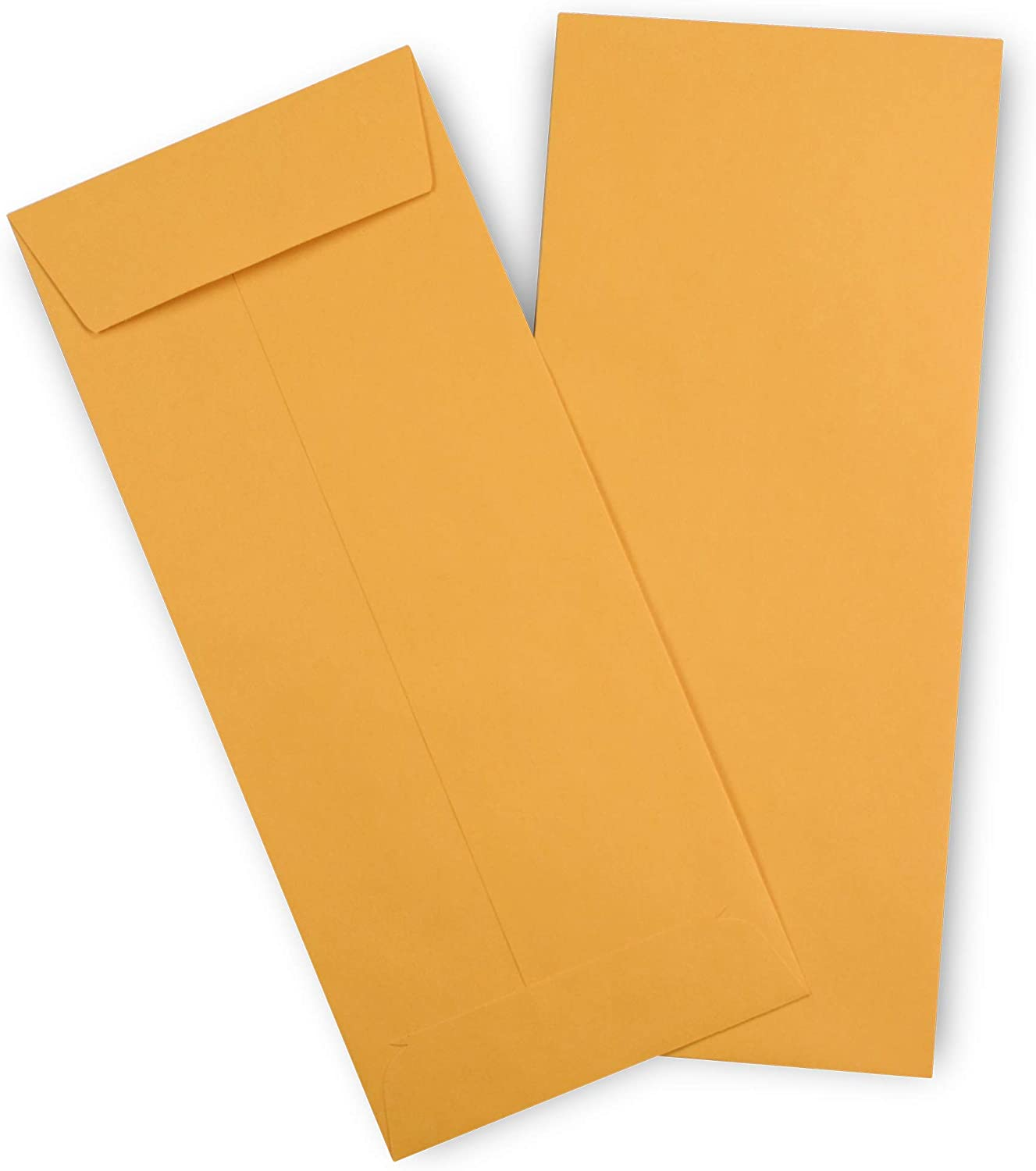 "Guardian #10 Policy Envelopes (Open End), 4-1/8"" x 9-1/2"", Brown Kraft, 500/Box"