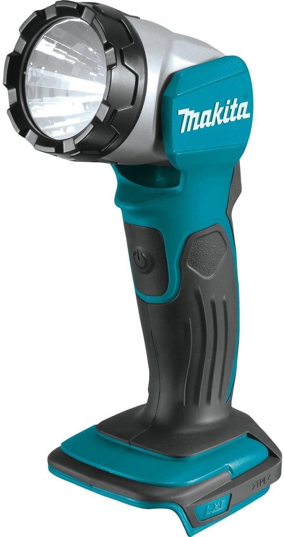 Makita DML802 18V LXT Lithium-Ion Cordless L.E.D. Flashlight with Bare Tool