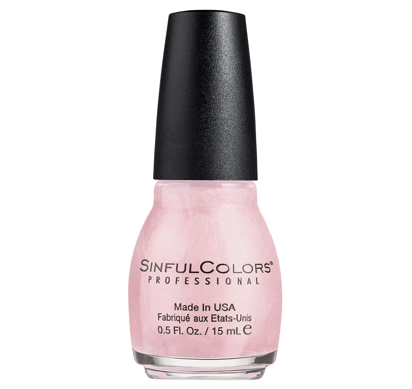 Sinful Colors Professional Nail Polish The Full Monte (Nude Hue) #2192 0.5 Fl Oz