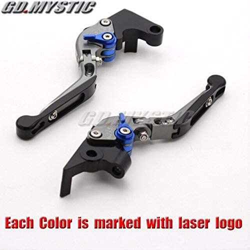 Accessories for Suzuki GSX1250 F/SA/ABS GSX1250FA GSX 1250 FA 2010-2016 Motorcycle Folding Extendable Brake Clutch Levers 20 Colors