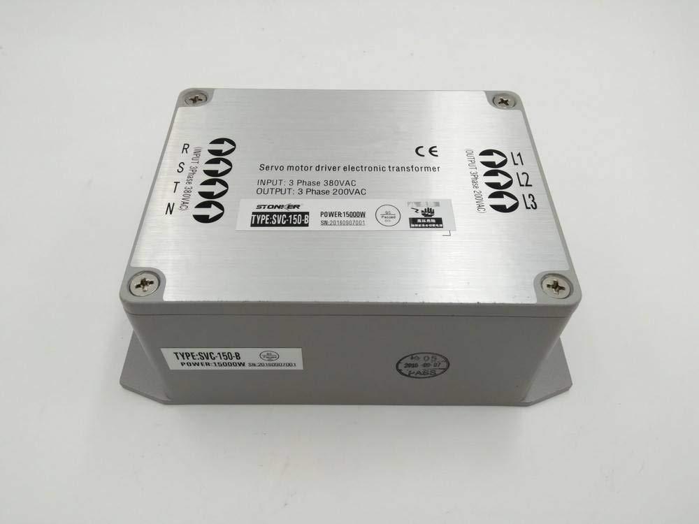 GOWE 3 Phase Electrical Transformer 380v 220v Power Supply for 15kw Servo Drive SVC-150-B