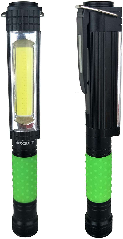 Neocraft Pocket Portable COB Light - Flashlight