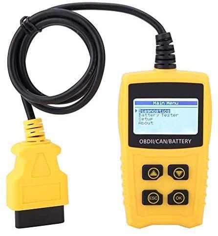 OBD Diagnostic Code Reader, CS330 Code Reader OBD Scanner Vehicle Code Reader Auto Diagnostic Check Engine Light Analysis, Scanner Code Reader
