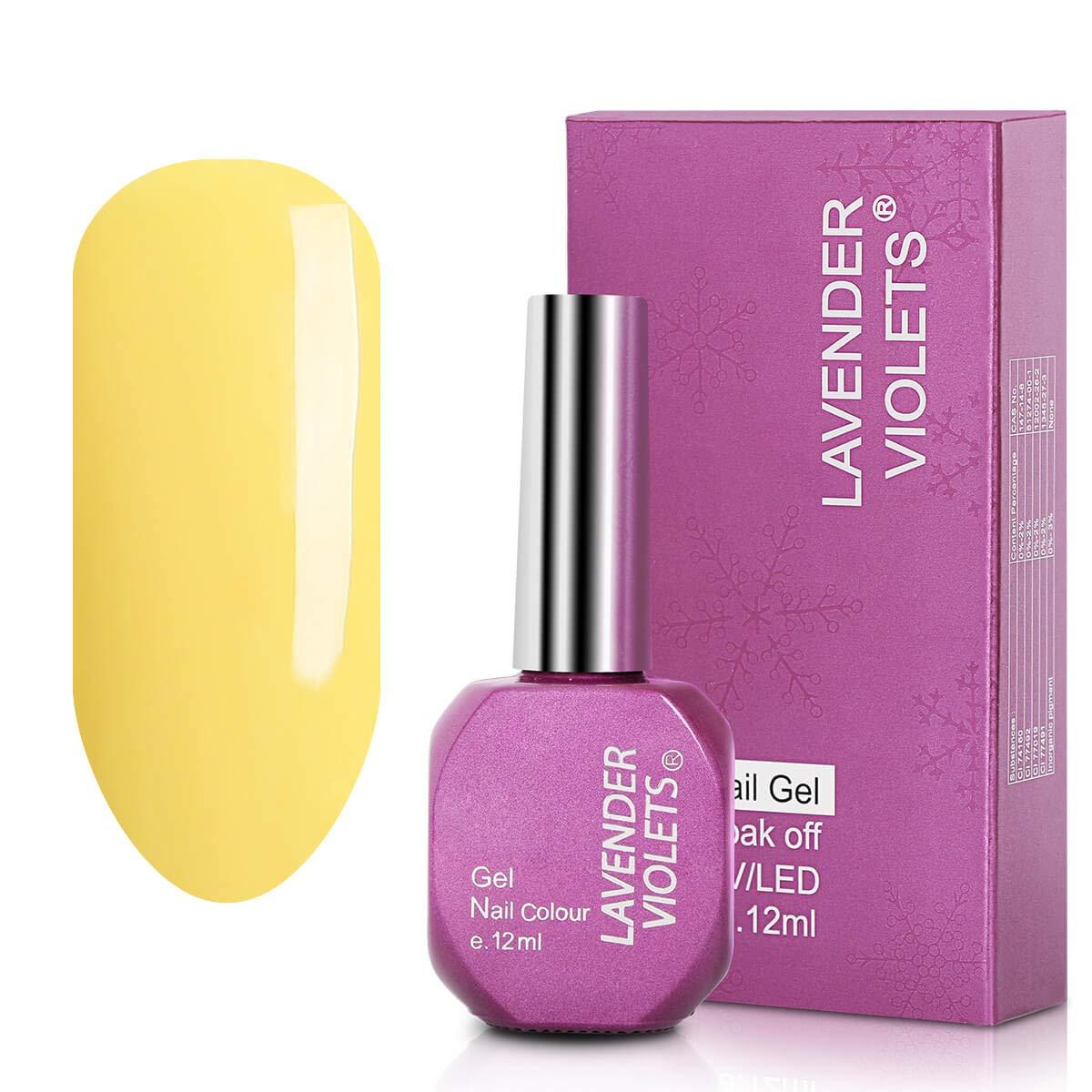 Soak off UV Gel Nail Polish Lacquer 12ml Khaki