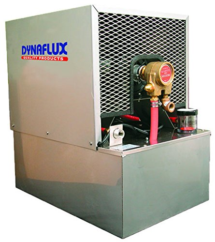 Dynaflux R2200V-230 Stainless Steel Water Recirculators Cooling System with Rotary Vane Pump, 230 VAC, 50/60 Hz, 1 Phase, 23