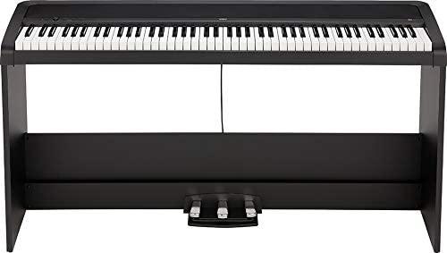 Korg B2SP 88-Key Digital Piano w/Stand Black