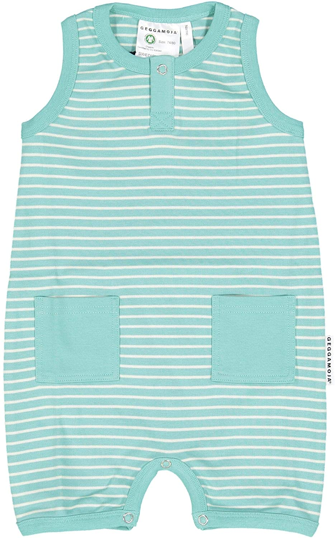 GEGGAMOJA Organic Cotton Summer Suit/Romper