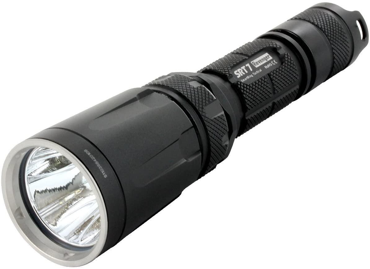 Nitecore Hunting Kit SRT7 960 Lumens Flashlight Black