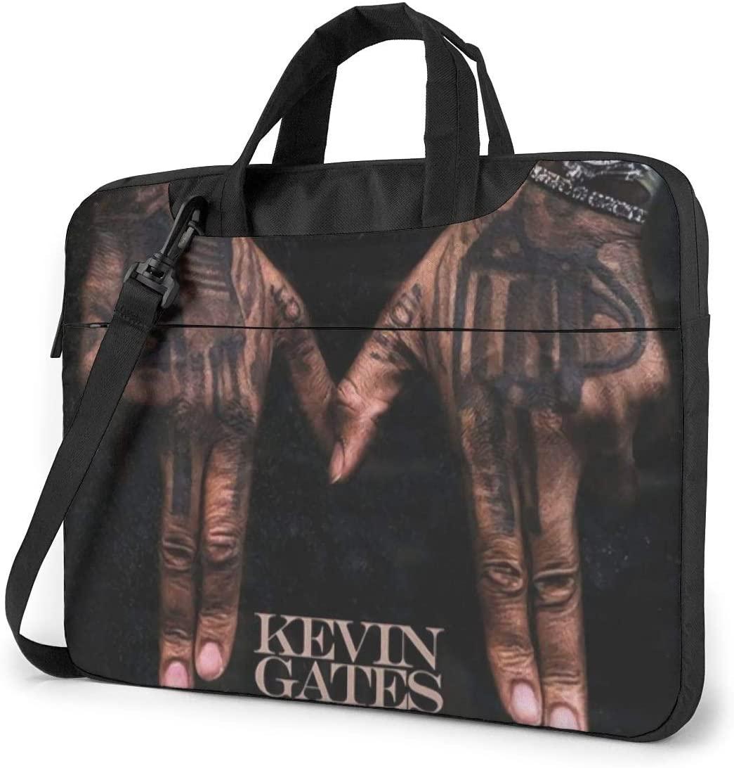 Ke-vin G-at-ES Laptop Bag 15.6/14/13in Notebook Briefcase Handbag PC Tablet Protective Case