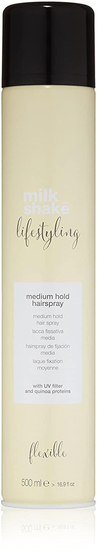 milk_shake Medium Hold Hairspray, 16.9 Fl Oz