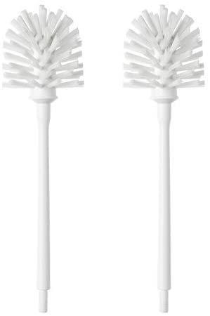 Ikea 4 pack Replacement brush, white 1228.111420.1034