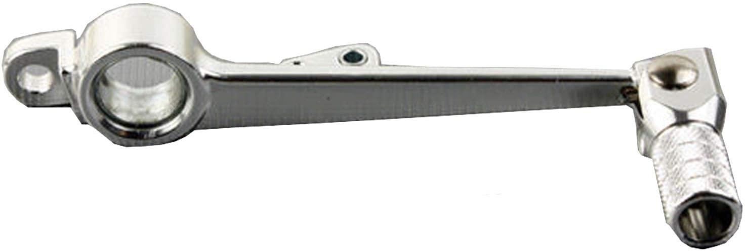 Emgo 83-30871 Alloy Forged Aluminum Folding Brake Pedal