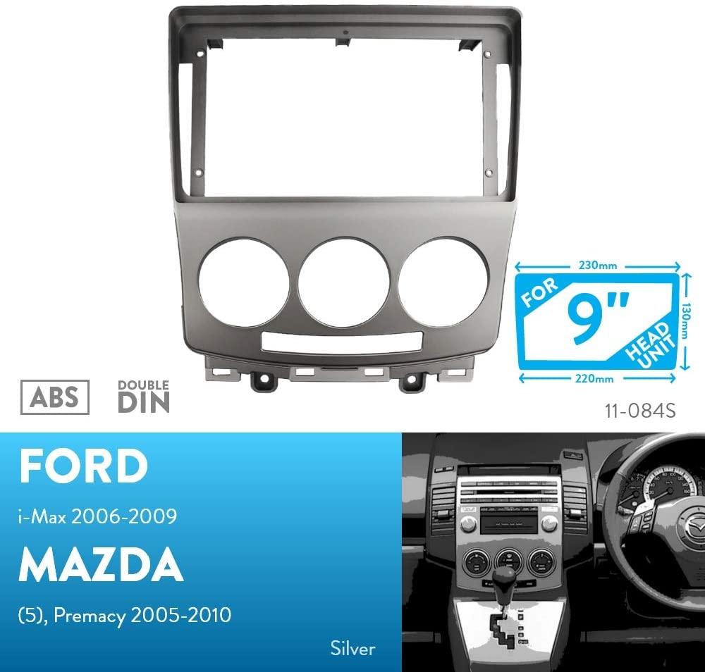 UGAR 11-084S Trim Fascia Installation Mounting Kit for Ford i-Max 2006-2009 / Mazda (5), Premacy 2005-2010