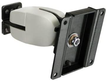 Ergotron 47-093-800 100 Series Pivot Double - Mounting kit ( double pivot ) for flat panel - gray, black