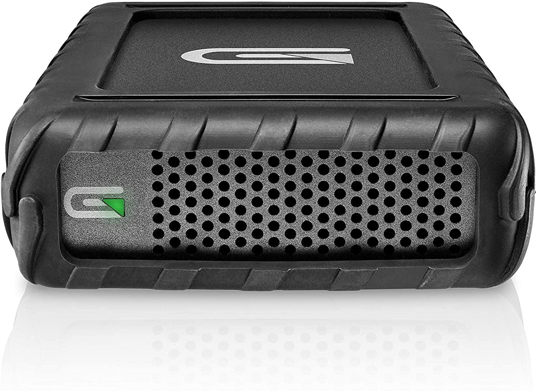 Glyph Blackbox Pro 4 TB 7200 RPM USB-C 3.1 Hard Disk Drive - Black