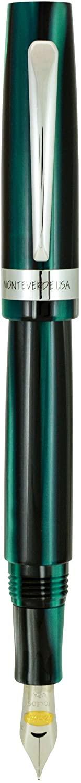 MONTEVERDE Giant Sequoia Fountain Pen - Medium Nib Fountain Pen, green (MV32253)