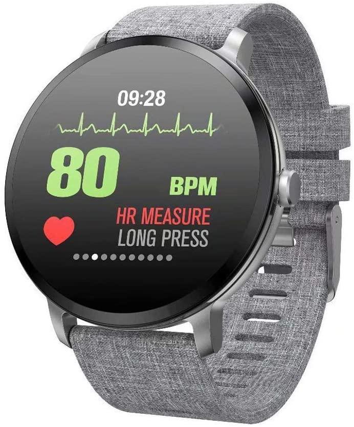 dalinana Unisex Casual Multifunctional Round Shape Bluetooth Smart Wristband Smart Watches