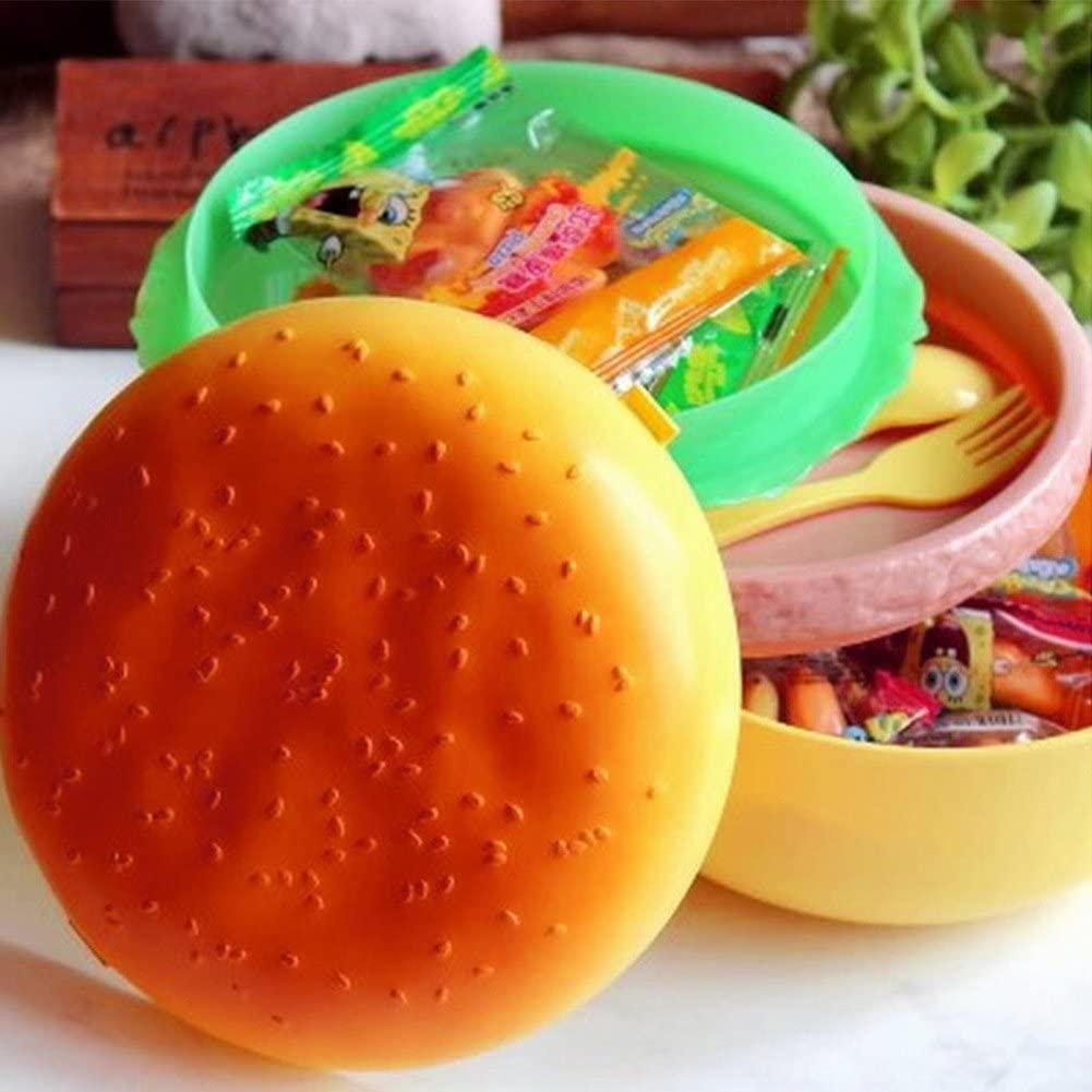 1000ml Hamburger Lunchbox