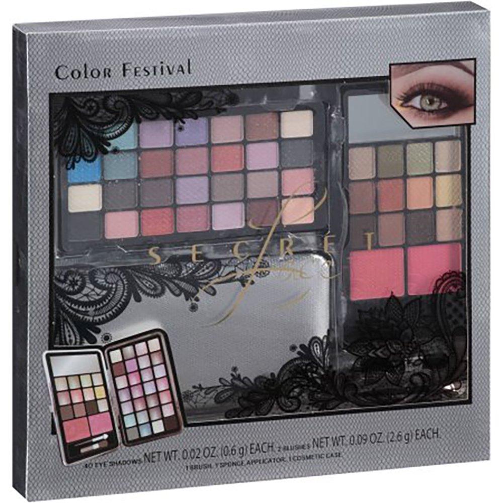 Secret Lace Color Festival Gift Set, 45 pc