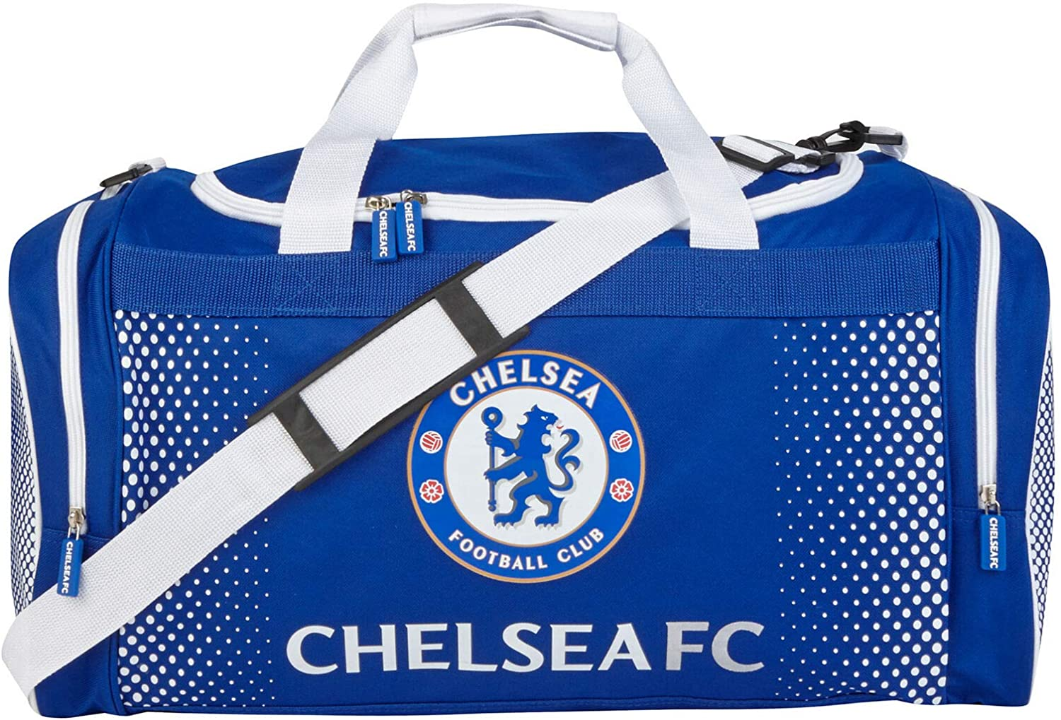 Chelsea Shade Holdall Bag Back To School Gym Bag Football Kids Adults Gift