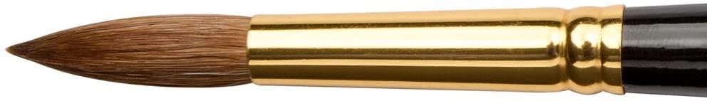 Jacksons : Kolinsky Sable Brush : Round : Size 12