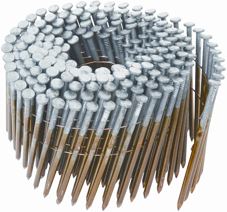 Hitachi 12216 3-inch by .131 Smooth Framing Nail (4,000 per box)