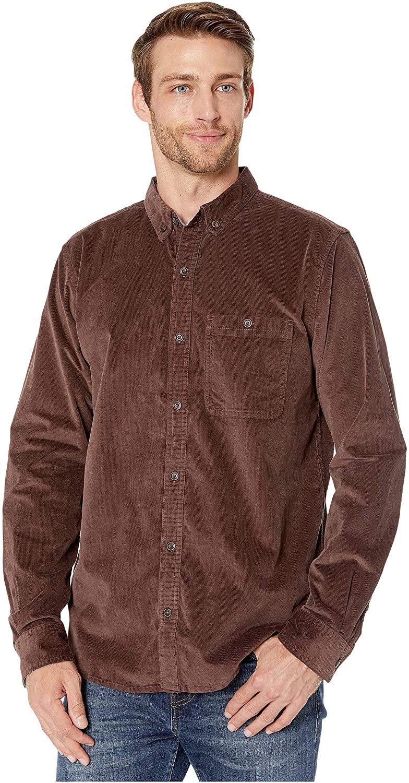 TOAD&CO Men's Cruiser Cord Long Sleeve Shirt